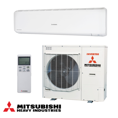 Инверторен климатик Mitsubishi Heavy Industries SRK100ZR-W / FDC100VNP