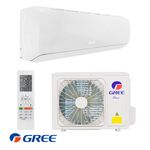 Инверторен климатик Gree G-Tech GWH12AEC / K6DNA1A