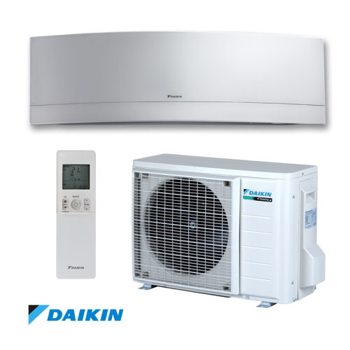 Инверторен климатик Daikin Emura FTXG25LS / RXG25L, Клас А+++, 7 000 BTU