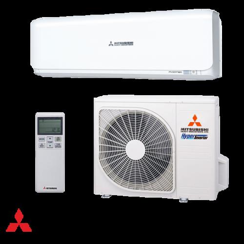 Инверторен климатик Mitsubishi Heavy Industries SRK20ZSX-W / SRC20ZSX-W