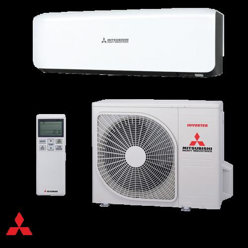 Инверторен климатик Mitsubishi Heavy SRK50ZS-WB / SRC50ZS-W, Клас А++, 18 000 BTU