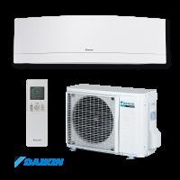 Инверторен климатик Daikin Emura FTXJ25MW / RXJ25M, Клас А+++, 9 000 BTU