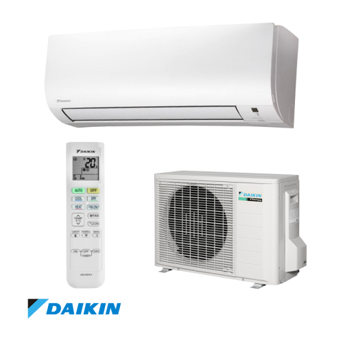Инверторен климатик Daikin FTXP25M / RXP25M, Клас A++, 9000 BTU